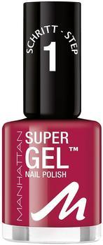 Manhattan Super Gel Nail Polish Nr. 635 Ladies Night