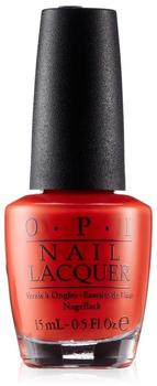 OPI Infinite Shine ISLF81 Living On the Bula-vard! 15 ml
