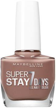 Maybelline Super Stay 7 Days Nagellack Nr. 888 - Brick Tan
