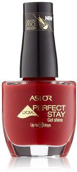 Astor Perfect Stay Gel Shine Lacque It Red