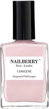 Nailberry L'Oxygéné Oxygenated Nail Lacquer Lait Fraise (15ml)