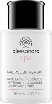 Alessandro Nail Spa Nail Polish Remover (175 ml)