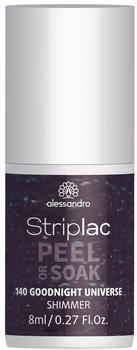 Alessandro Striplac Peel or Soak - 140 Good Night Universe (8ml)