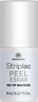 Alessandro Striplac Peel or Soak - 484 Tip Whitener (8ml)