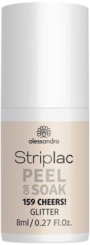 Alessandro Striplac Peel or Soak 159 Cheers (8ml)