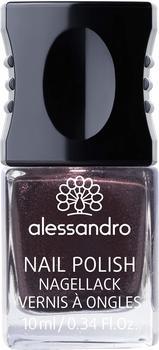 Alessandro Nail Polish 55 Dark Rubin (10 ml)
