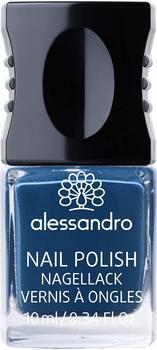 Alessandro Nail Polish 60 Blue Lagoon (10 ml)