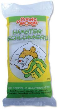 Living World Hamsterwatte Schlummerli 25g
