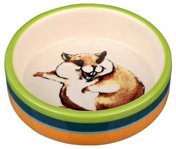 Trixie Keramiknapf für Hamster 80ml 8cm (60801)
