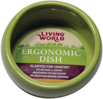 Living World Keramiknapf 120ml grün