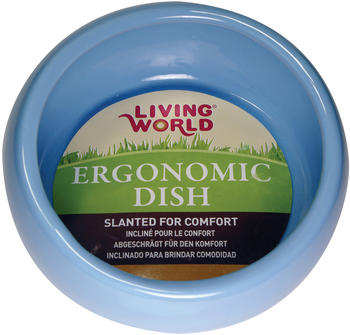 Living World Keramiknapf 120ml blau