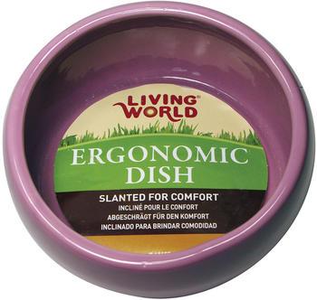 Living World Keramiknapf 120ml pink