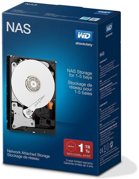 Western Digital Network SATA Retail Kit 1TB (WDBMMA0010HNC)