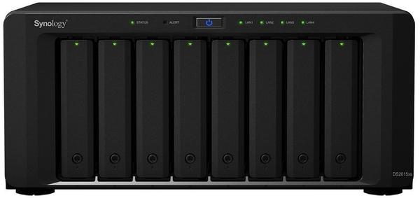 Synology DiskStation DS2015xs - Leergehäuse