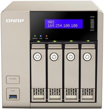 QNAP TVS-463-4G Leergehäuse