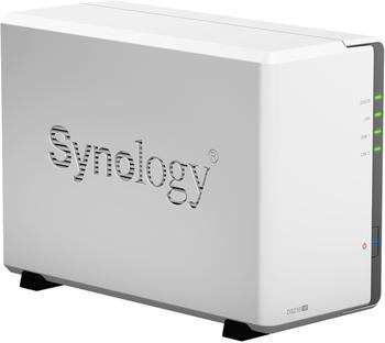Synology DS216se Leergehäuse