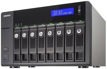 QNAP TVS-871-i3-4G - Leergehäuse