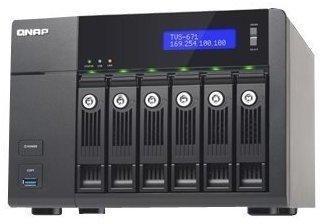 QNAP TVS-671-PT-4G 0TB