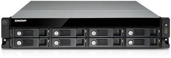 QNAP UX-800U-RP - Expansionseinheit