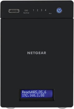 NETGEAR ReadyNAS 214 0 GB