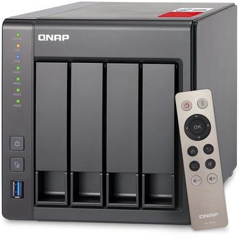 QNAP TS-451+-2G 4-Bay Leergehäuse