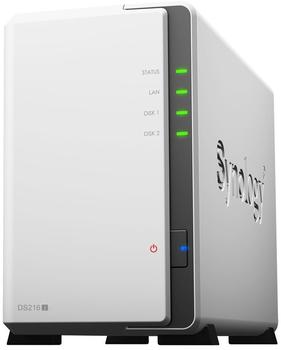 Synology DS216j 2-Bay 2TB