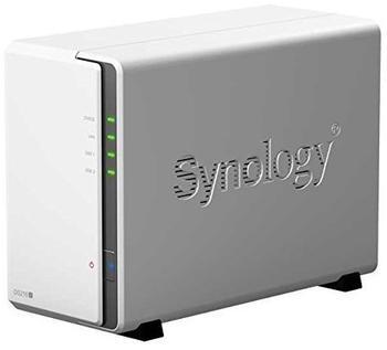 Synology DS216j 2TB (1 x 2TB)