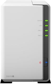Synology DS216j 10TB (2 x 5TB)