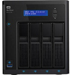Western Digital My Cloud Pro PR4100 4Bay