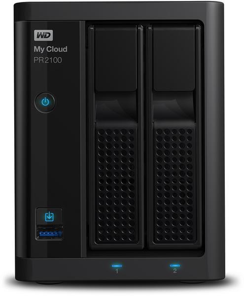 Western Digital My Cloud PR2100 2Bay 4TB
