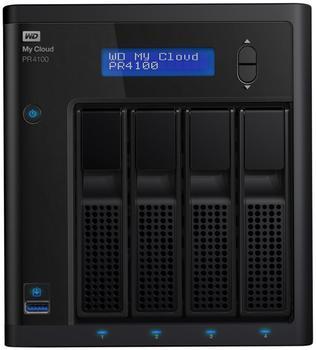 Western Digital My Cloud Pro PR4100 4Bay 4x6TB