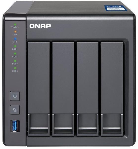 QNAP TS-431X-2G Leergehäuse