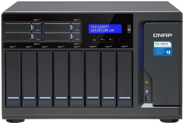 QNAP TVS-1282T3-i7-32G Leergehäuse