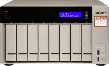 QNAP TVS-873E-8G Leergehäuse