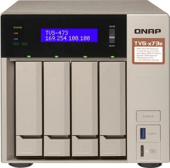 QNAP TVS-473e-4G Leergehäuse