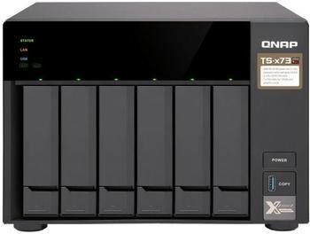 QNAP TS-673-4G Leergehäuse