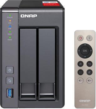 QNAP TS-251+-8G 12TB (2 x 6TB)