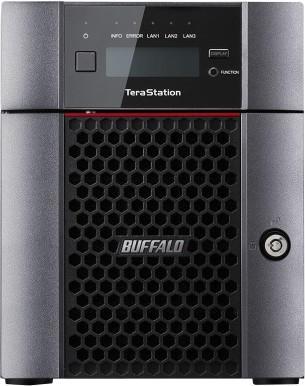 Buffalo Terastation5410 Partial 8TB