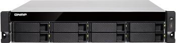 QNAP TVS-872XU-I3-4G Leergehäuse