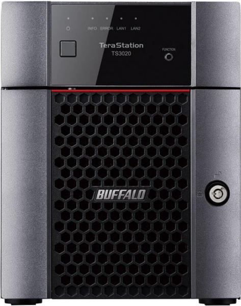 Buffalo TeraStation 3420DN 4x1TB