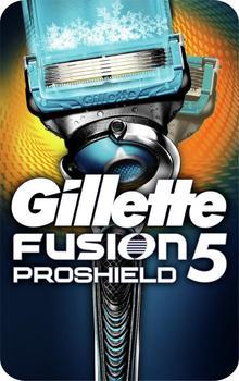 Gillette Fusion 5 ProShield Chill
