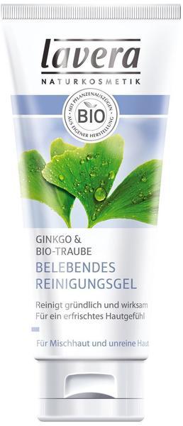 Lavera Faces Ginkgo & Bio-Traube Belebendes Reinigungsgel (100ml)