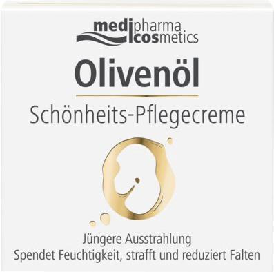 Medipharma Olivenöl Schönheits-Pflegecreme (50ml)
