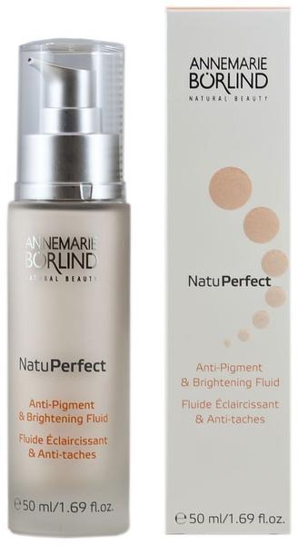 Annemarie Börlind NatuPerfect Anti-Pigment & Brightening Fluid (50ml)