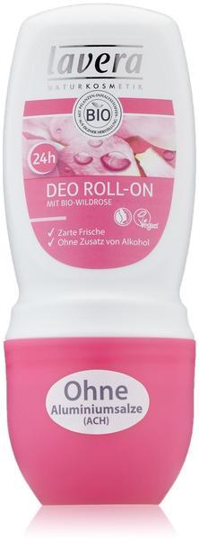 Lavera Deo Roll-on Bio Wildrose (50 ml)