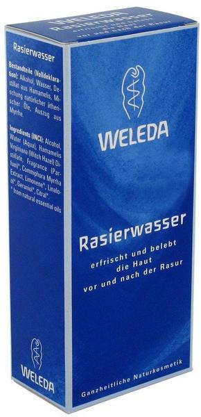 Weleda Rasierwasser (100 ml)