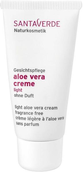 Santaverde Aloe Vera Creme Light (30ml)