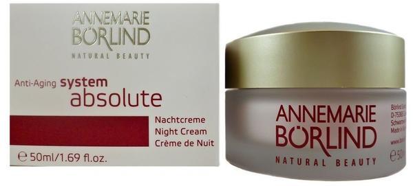Annemarie Börlind System absolute Nacht (50ml)