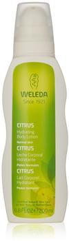 Weleda Citrus Erfrischende Feuchtigkeitslotion (200ml)