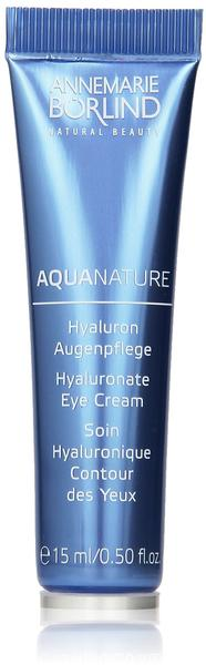 Annemarie Börlind Aquanature System Hydro Aufpolsternde Augenccreme (15ml)